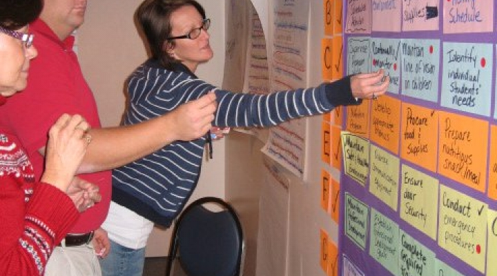 what is developing a curriculum  dacum